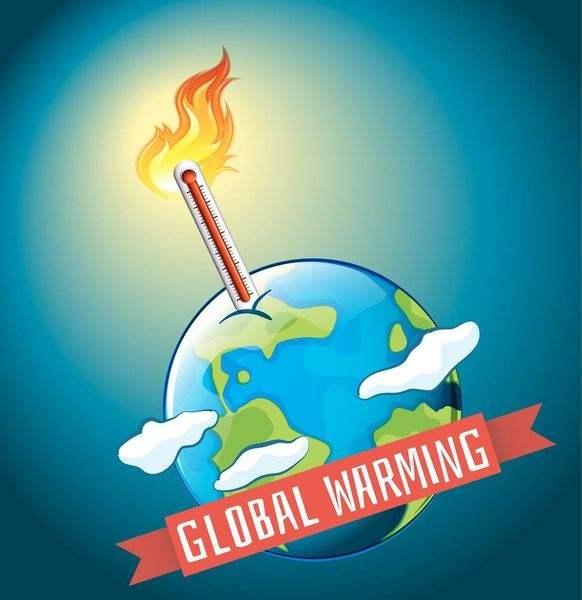 2020年或成人类史上最热一年!未来五年全球变暖仍持续
