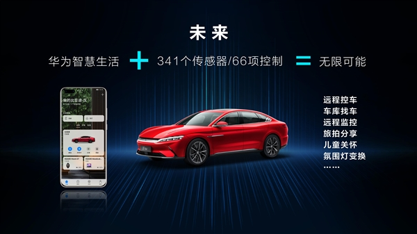 余承东携鸿蒙OS亲自站台 比亚迪汉凭借刀片电池能否对抗Model 3?