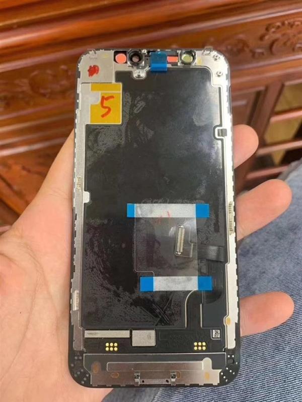 全系OLED屏!iPhone 12细节屏曝光:机身单手掌握无压力