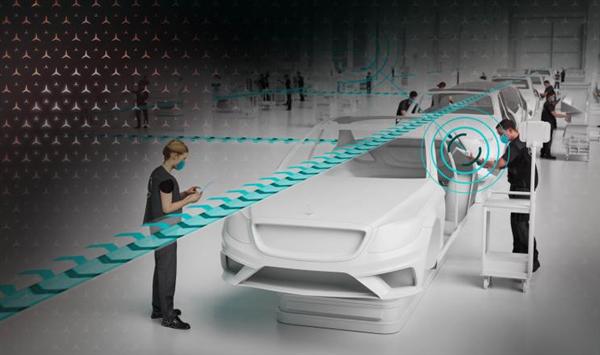 专属工厂打造!全新奔驰S来了:高科技配置多到无法想象