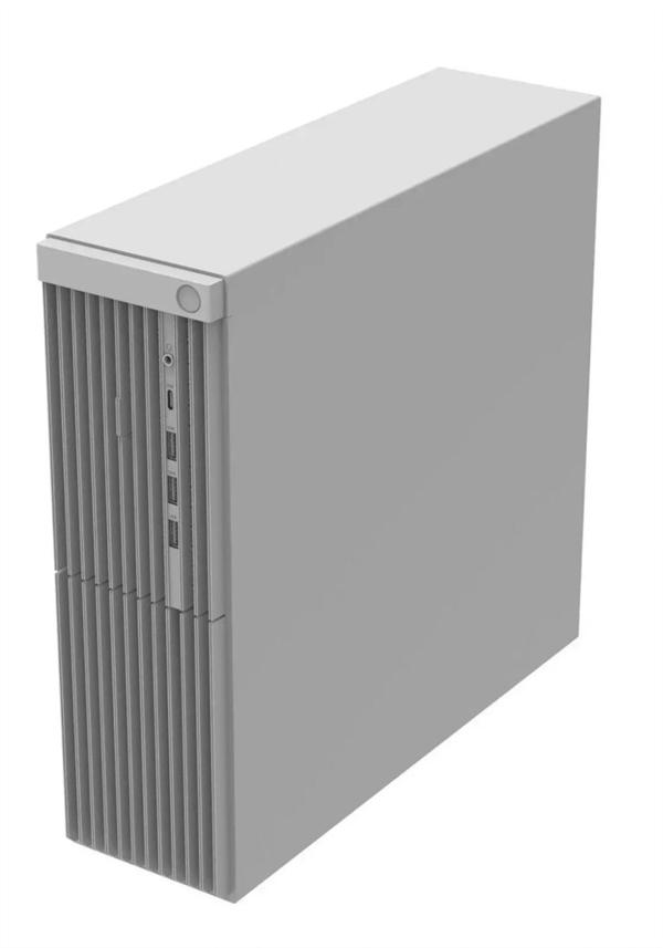 华为新款台式机曝光:仍搭载鲲鹏920处理器、外形设计简洁